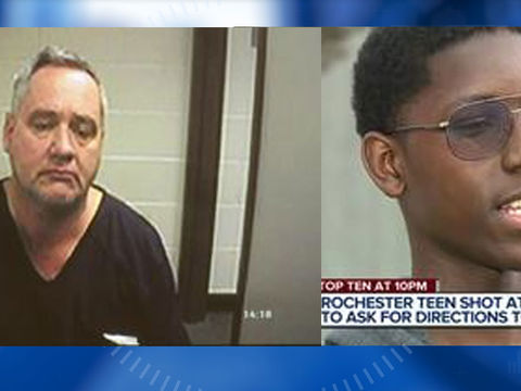 Man charged with chasing, shooting at teen asking for directions