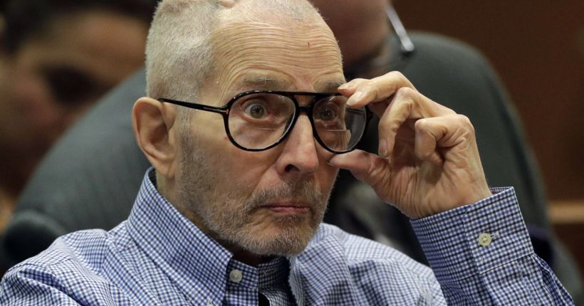 Prosecutors argue Robert Durst should stand trial for murder