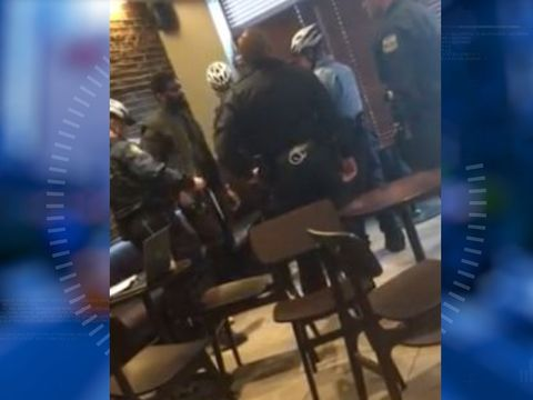 Men arrested at Starbucks settle for $1 each, $200K youth program