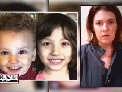 Kids still missing; Mom indicted for murder, incompetent for trial
