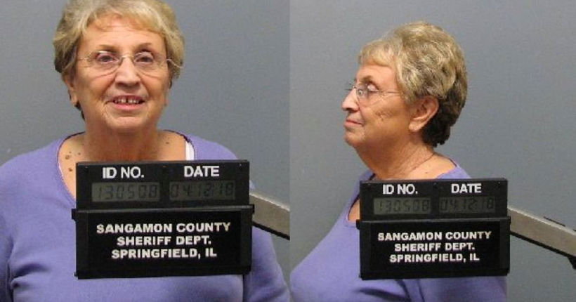 Neighbors 'flabbergasted' after Sangamon County grandmother arrested on drug charges