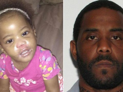 Body found in suitcase ID'd as missing toddler; dad arrested