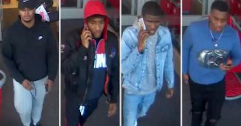 Men purchase nearly $2,000 worth of gift cards with counterfeit bills: Police