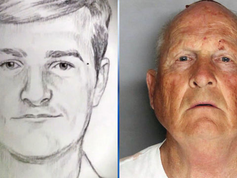 Docs: DNA trash tissue led to arrest of Golden State Killer suspect