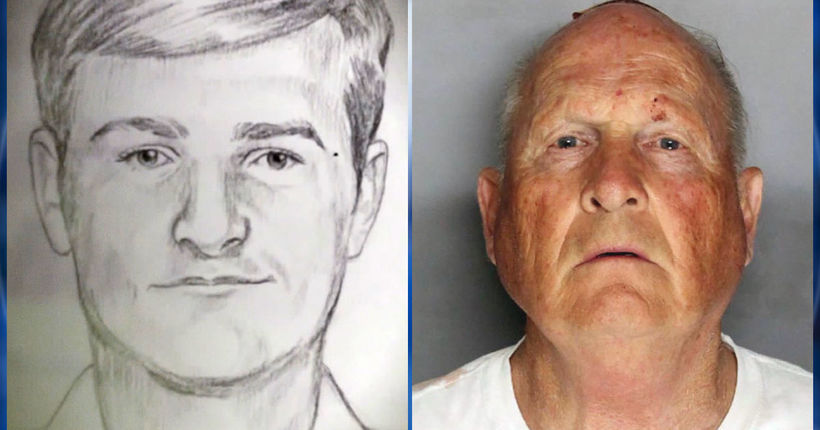 'Golden State Killer' suspect arrested, identified as former police officer