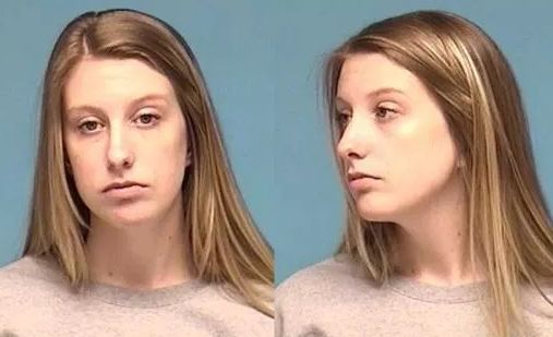 Teacher trying to file harassment complaint arrested after revealing sexual relationship with student
