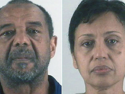 Texas couple arrested for keeping a girl as slave for 16 years