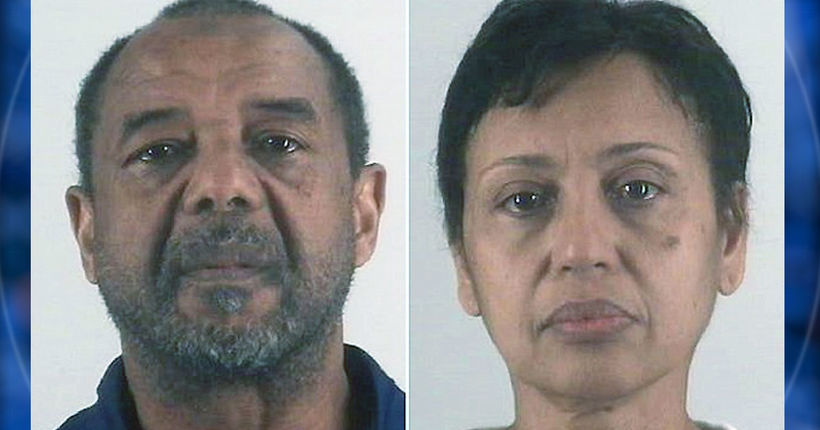 Southlake couple arrested for keeping a girl as slave for 16 years