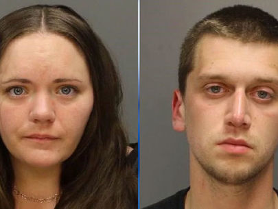 Couple charged after overdosing in front of 11-year-old child