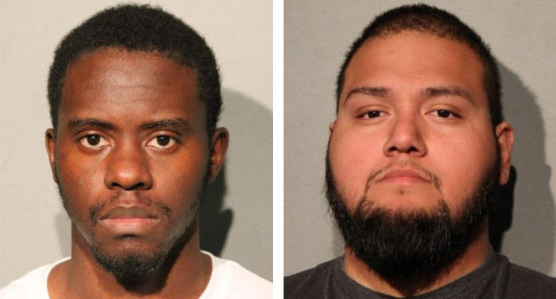 2 security guards charged in Holy Name Cathedral theft