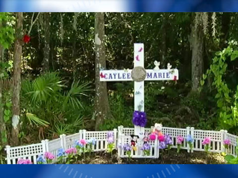 Casey Anthony's parents insist they did not steal Caylee's cross
