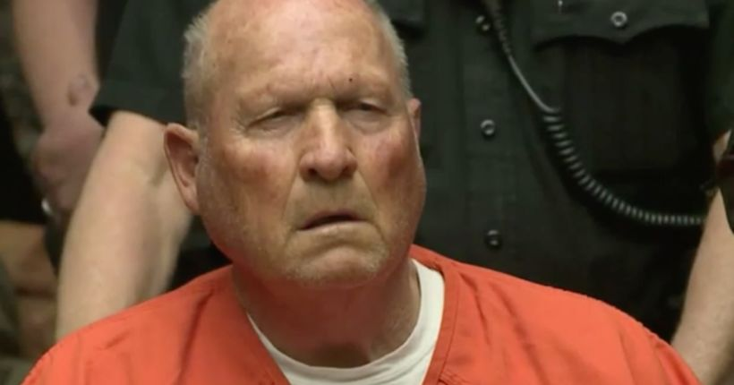Golden State Killer case: Judge allows investigators to collect more DNA, photograph DeAngelo's entire body