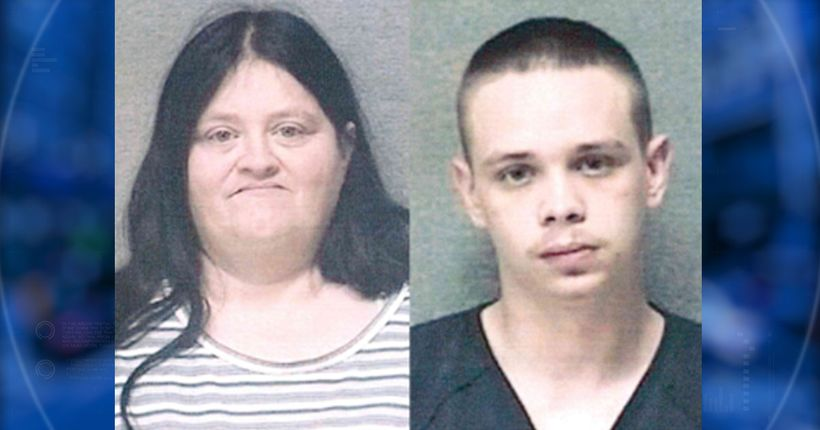 Police: Mother, son arrested after assaulting two pregnant women