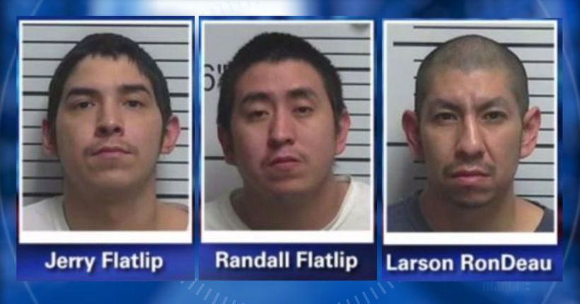 Three accused of gang rape of 9-year-old girl go on trial