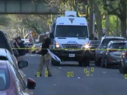1 dead, 5 injured in two separate Brooklyn shootings