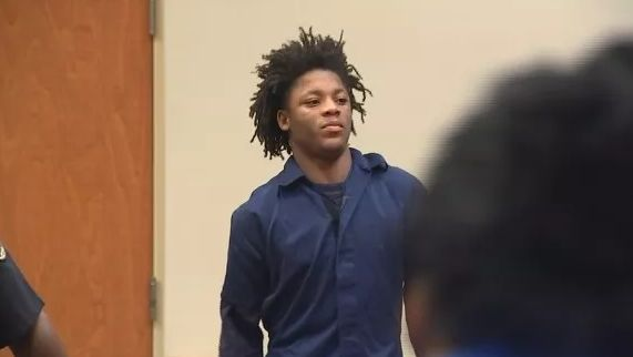 'What's funny?' yells victim's mother in court at smiling teen accused of killing her 3-year-old son