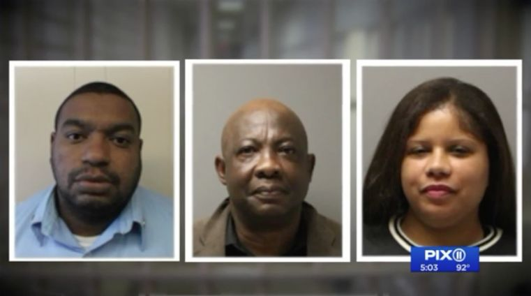 Three NY prison employees accused of engaging in sexual relationships with inmates