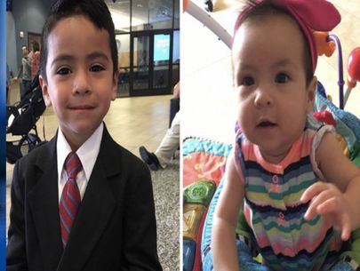 Amber Alert: Two children abducted from Tucson