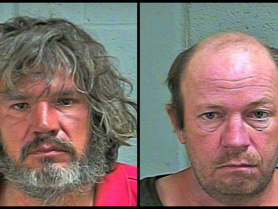 Police: Men arrested for performing sex act outside movie theater