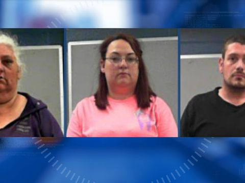 Relatives charged after elderly woman, kids found in home with bugs, feces