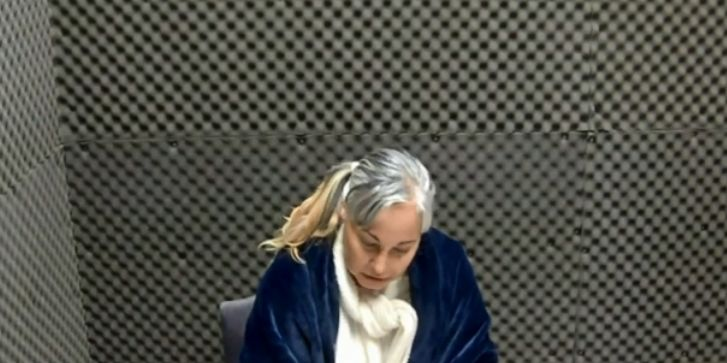'I didn't like his games:' Video released of woman confessing to killing husband