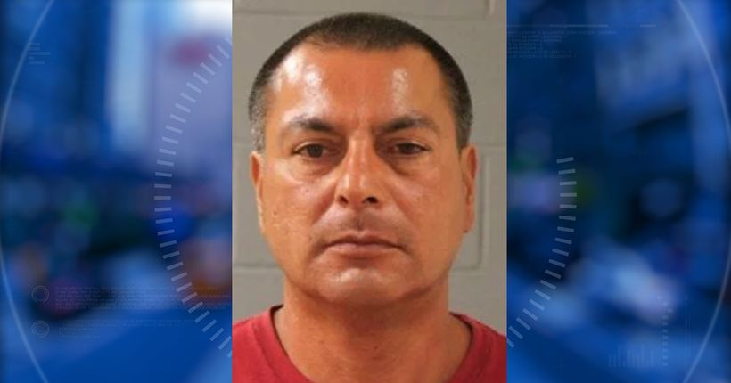 Man arrested after woman finds him performing sexual act on 2-year-old, police say