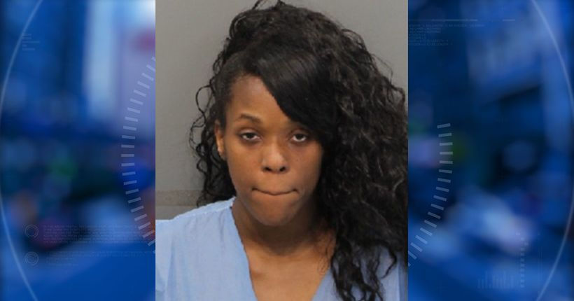 Day care worker charged with aggravated child abuse