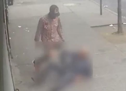 Video: Man assaulted, robbed in the Bronx