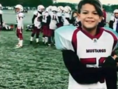 Boy dies after 'fainting game,' mom has message for other parents