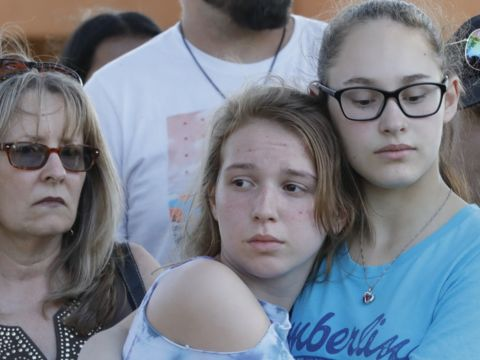 Alleged school shooter spared people he liked, court document says