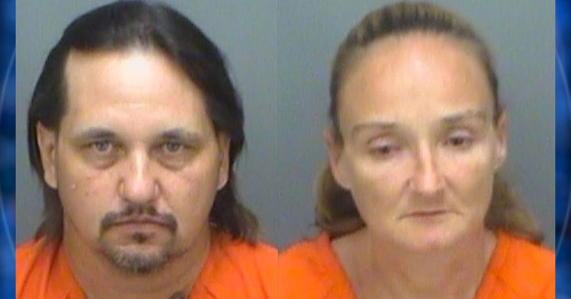 Florida couple steals motorized shopping cart from Walmart, drives to bar