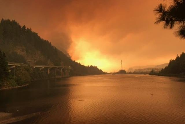 Teen who started Oregon fire that burned 48,000 acres ordered to pay $36 million