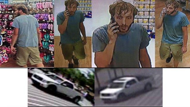 Man accused of snapping inappropriate photo of woman while shopping