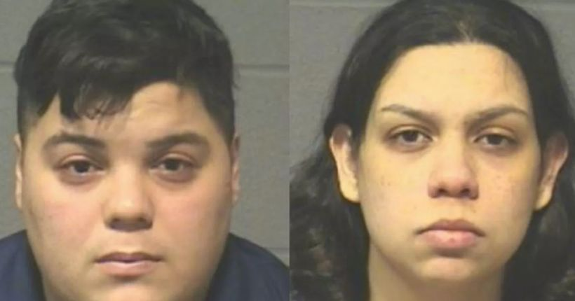 P.D.: Infant suffered major injuries; parents arrested