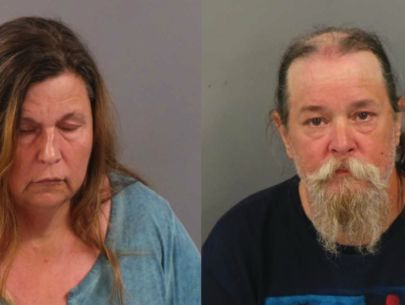 Suspects charged with animal abuse after 13 dogs found in sweltering car