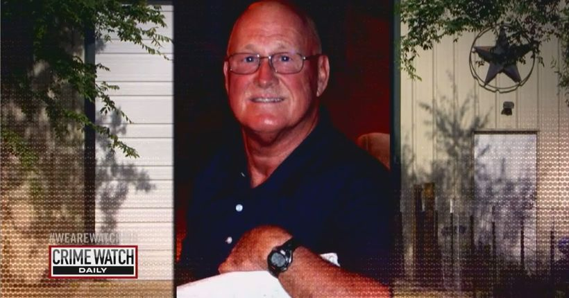 Retired firefighter mysteriously vanishes in Texas (1/3)