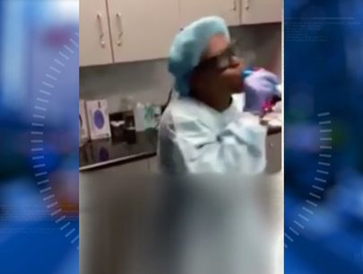 Doctor under fire for allegedly dancing, singing during surgeries