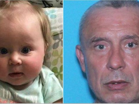 AMBER ALERT: Sex offender takes baby from Virginia gas station