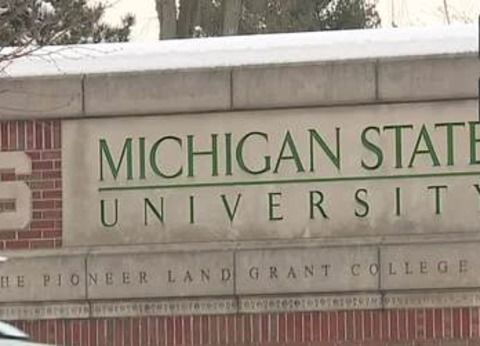 Michigan State U. physicist charged with 2 counts of bestiality