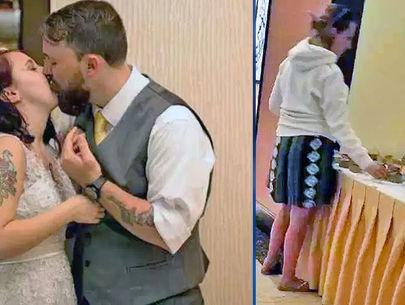 Wedding crasher steals from Virginia Beach wedding, police say