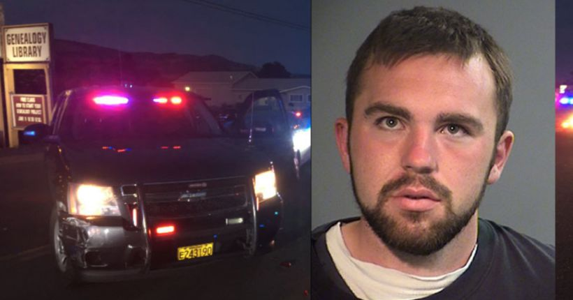 Sheriff: Wrong-way driver on LSD thought he was in video game 'Grand Theft Auto'