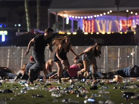 Police release 911 calls from Vegas mass shooting