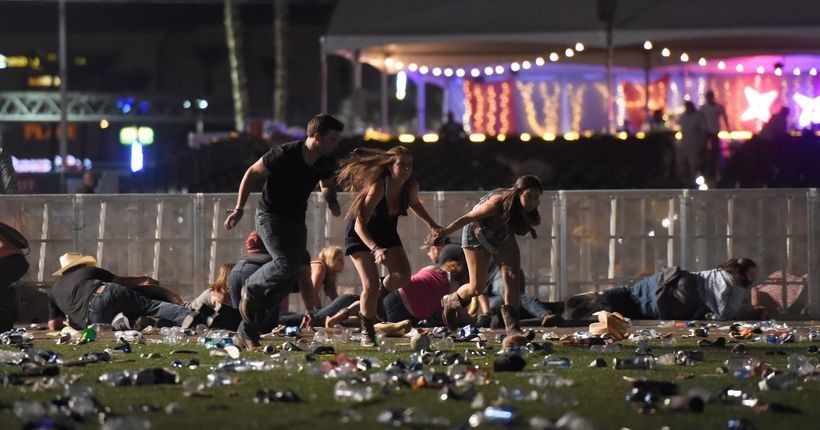 518 calls for help: Police release 911 calls from Las Vegas mass shooting