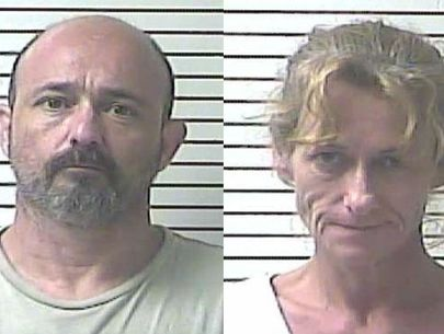 Woman, boyfriend charged after fiance's shallow grave found