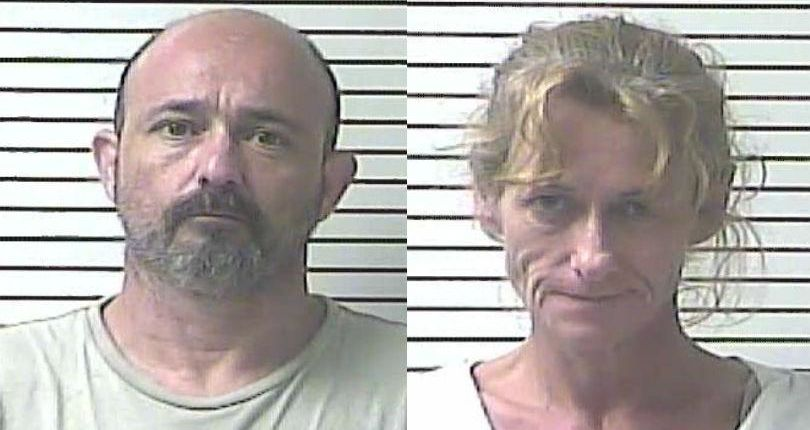 Kentucky woman, boyfriend charged after fiance's shallow grave found