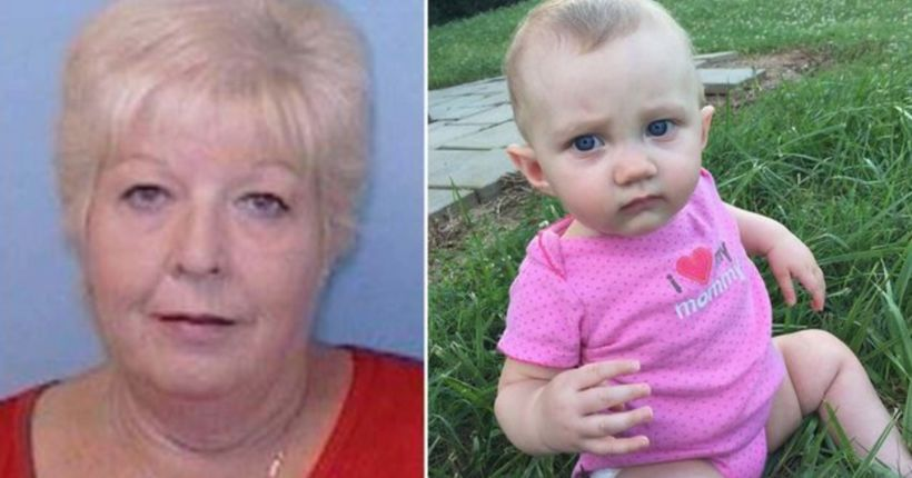 Abduction charge dropped against grandmother who took baby