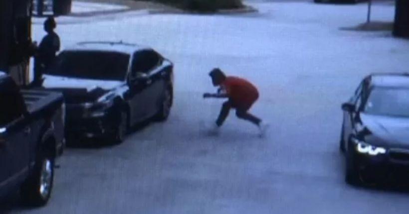 Toddler kidnapped in gas station slider crime