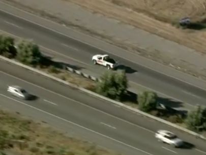 Burglary suspect driving U-Haul pickup takes his own life following pursuit