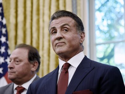Prosecutors reviewing sexual assault allegation against Sylvester Stallone