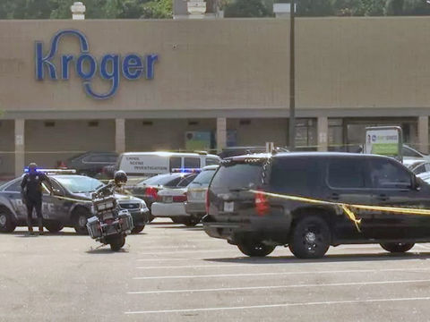 Three Hit In Parking Lot Shootout As Man Fires Back At